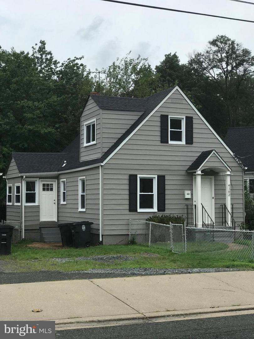 Single Family for Sale at 4102 56th Ave Bladensburg, Maryland 20710 United States