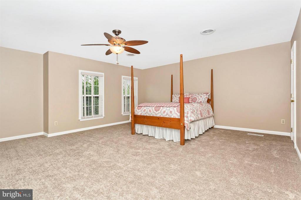 Bedroom (Master) - 1010 VILLAGE GATE DR, MOUNT AIRY