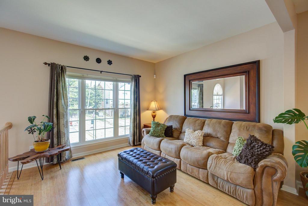 Living Room - 545 TULIPTREE SQ NE, LEESBURG