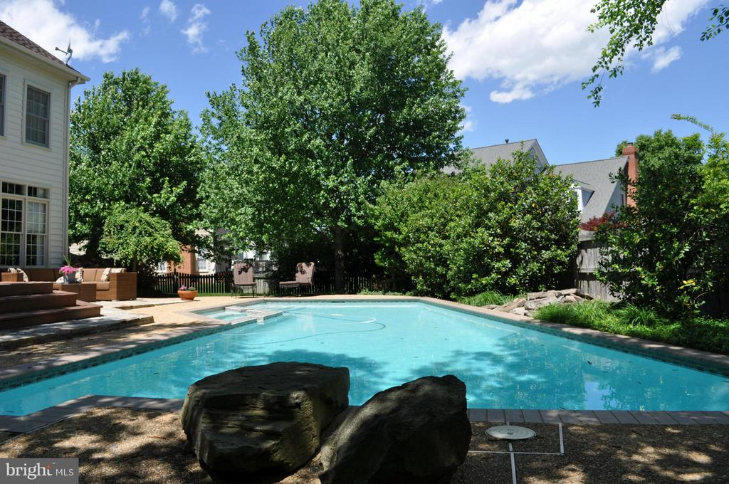 Awesome Dive Rock - 2611 MEADOW HALL DR, HERNDON