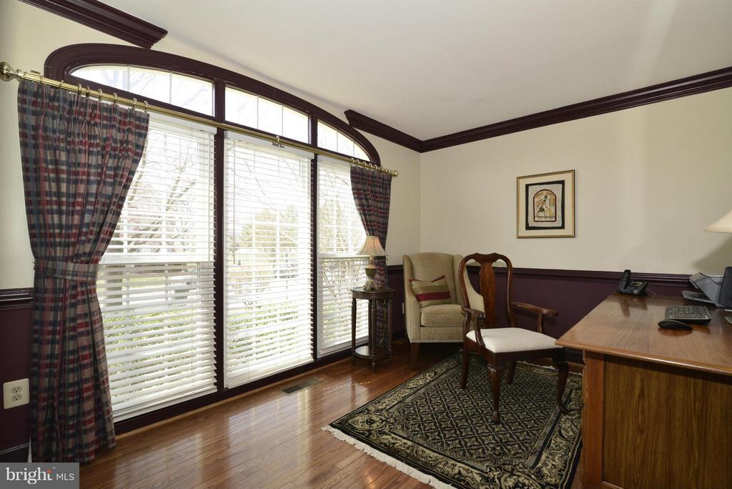 Main Level Office - 2611 MEADOW HALL DR, HERNDON