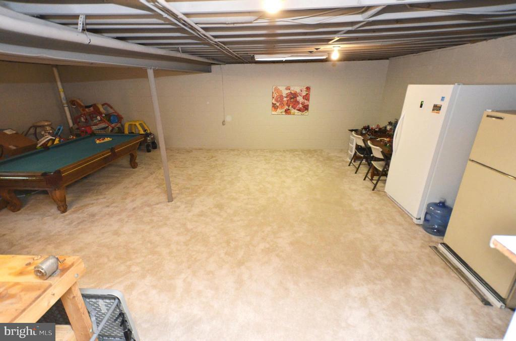 Basement - 7422 BEVERLY MANOR DR, ANNANDALE
