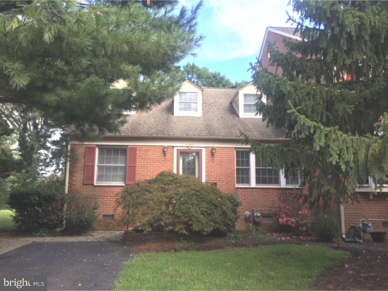 Maison unifamiliale pour l à louer à 953 SILVER LAKE BLVD Dover, Delaware 19904 États-Unis