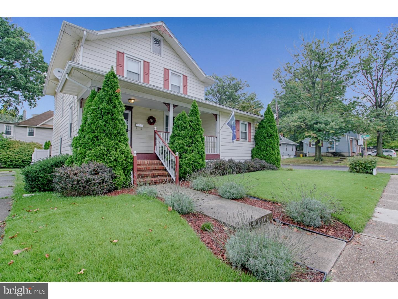 Частный односемейный дом для того Продажа на 269 WYOMING Avenue Audubon, Нью-Джерси 08106 Соединенные Штаты
