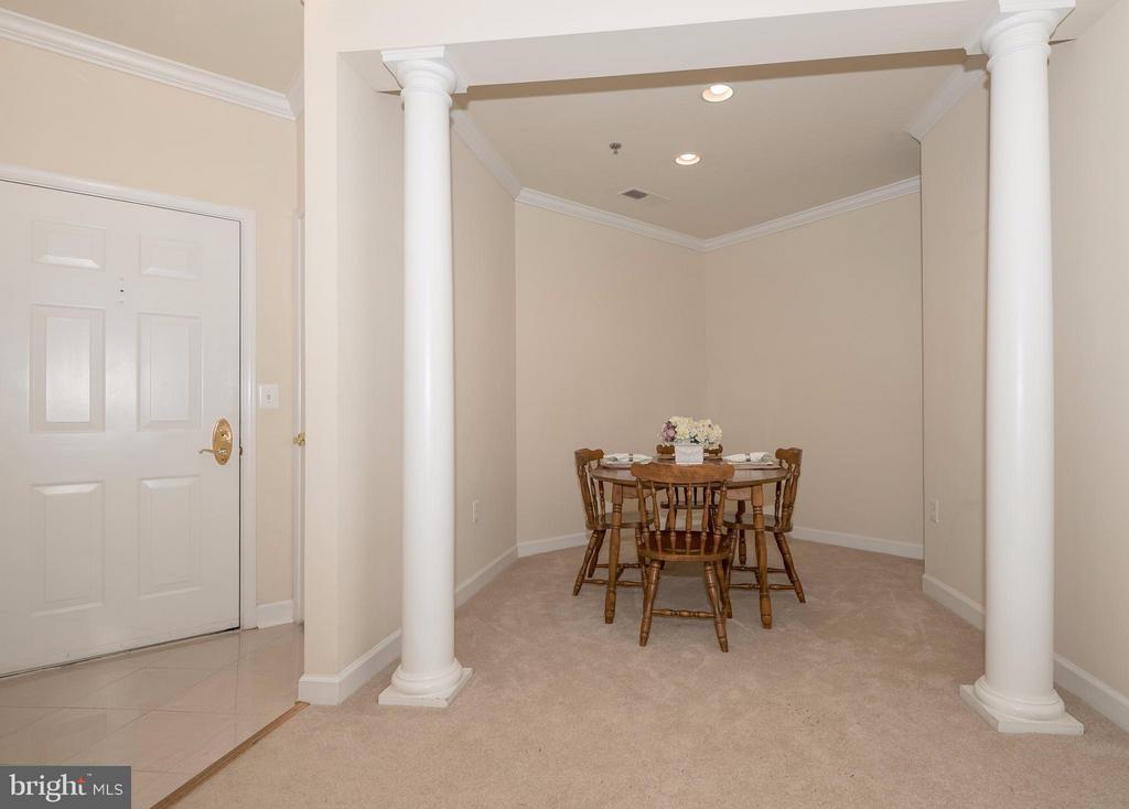 Dining Room - 1320 WAYNE ST N #208, ARLINGTON
