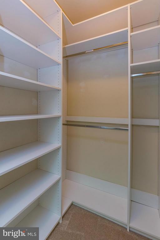 Bedroom Closet - 1320 WAYNE ST N #208, ARLINGTON