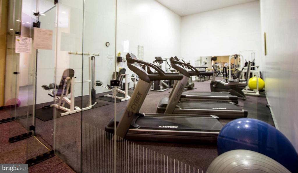 Community: Fitness Center - 13060 AUTUMN WOODS WAY #201, FAIRFAX