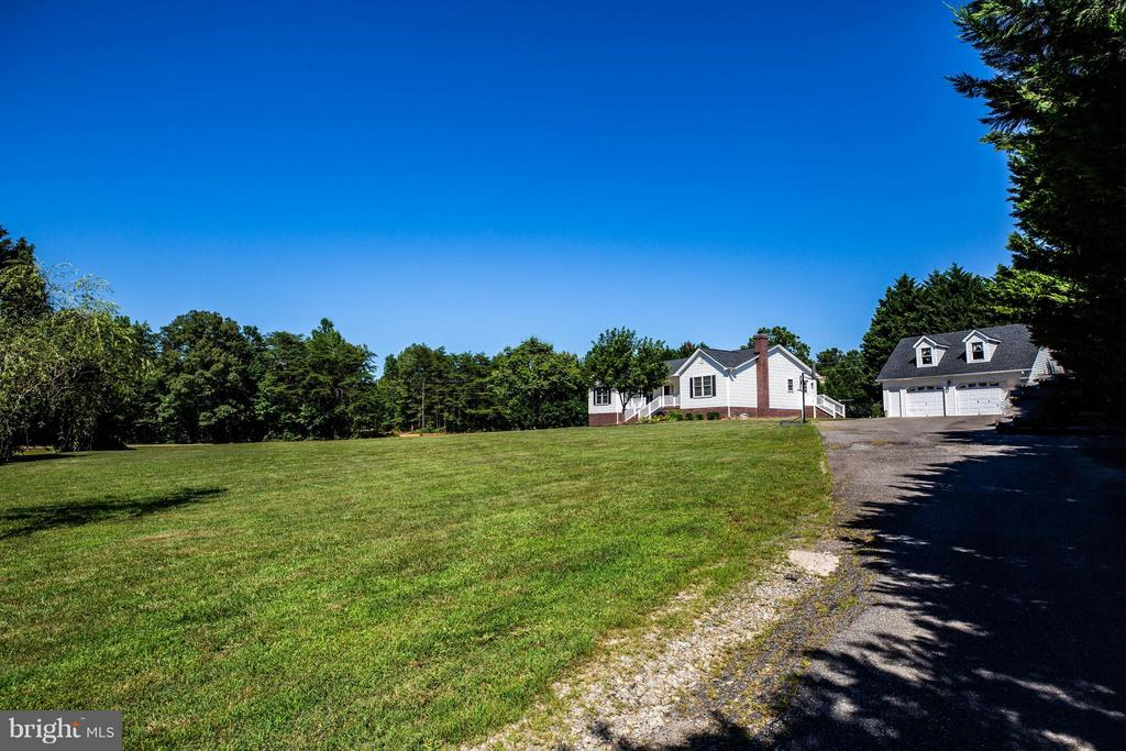Exterior (Front) - 4207 SHEPHERDS RD, PARTLOW