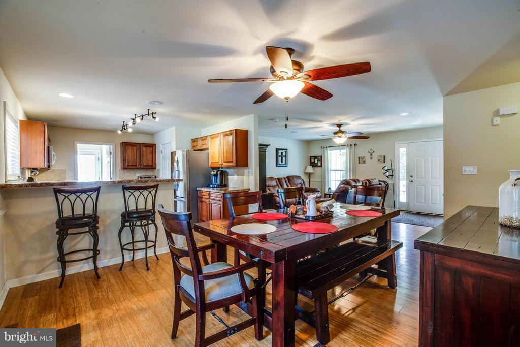 Dining Room - 4207 SHEPHERDS RD, PARTLOW