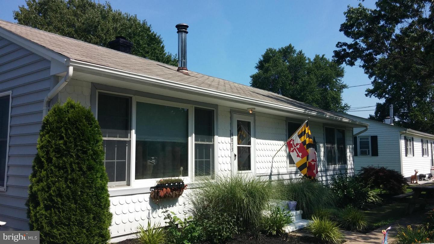 Photo of home for sale at 5873 Williams Street, Rock Hall MD