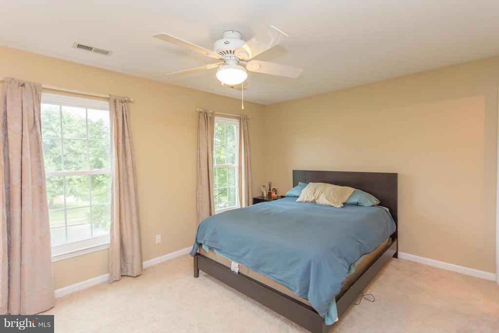 Bedroom (Master) - 1 HAMPSHIRE CT, STAFFORD