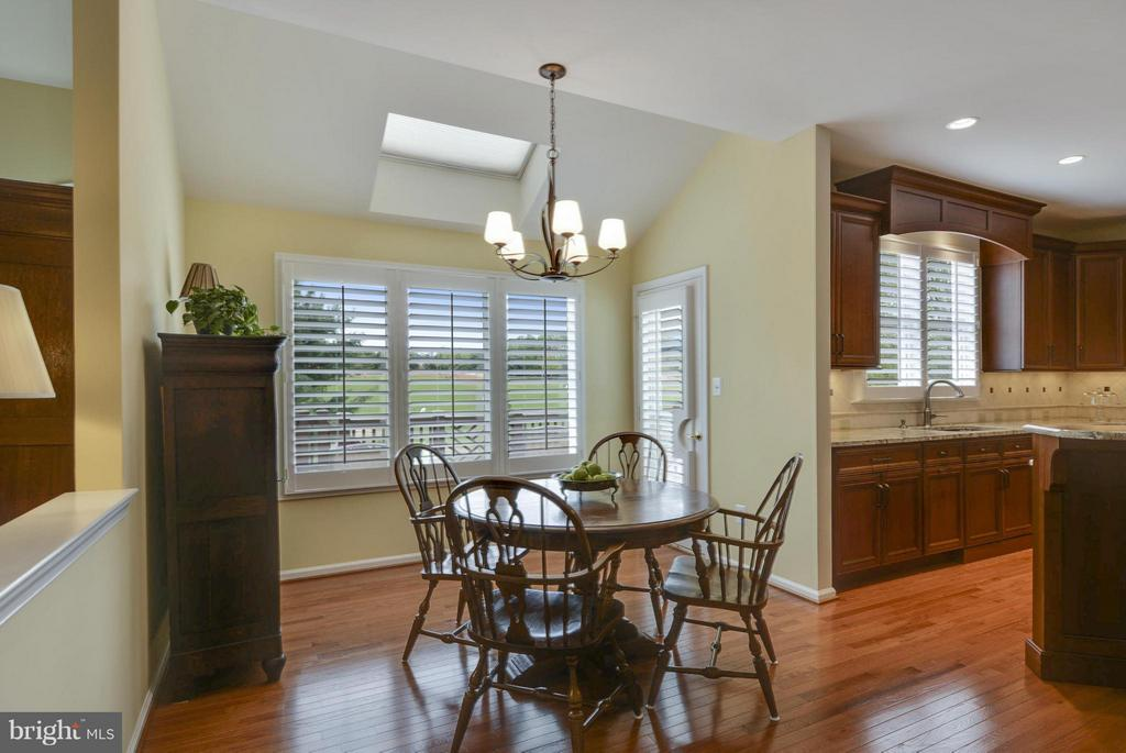 Breakfast Area - 1321 DASHER LN, RESTON