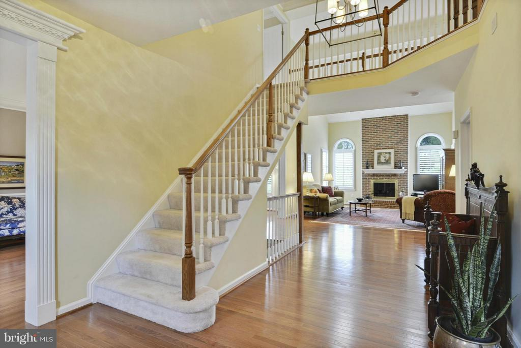 Grand Entry - 1321 DASHER LN, RESTON