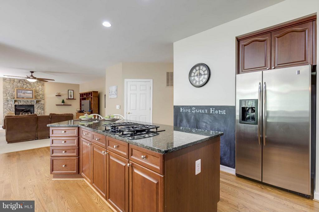 Kitchen - 14388 WATERFORD WOODS CT, LEESBURG