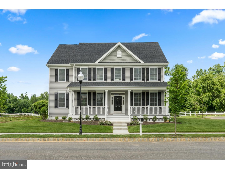 Частный односемейный дом для того Продажа на 30 CANTER Place Chesterfield Township, Нью-Джерси 08515 Соединенные ШтатыВ/Около: Chesterfield Township
