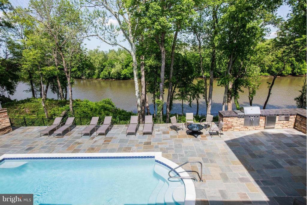 Gorgeous water view! - 11623 RIVER MEADOWS WAY, FREDERICKSBURG