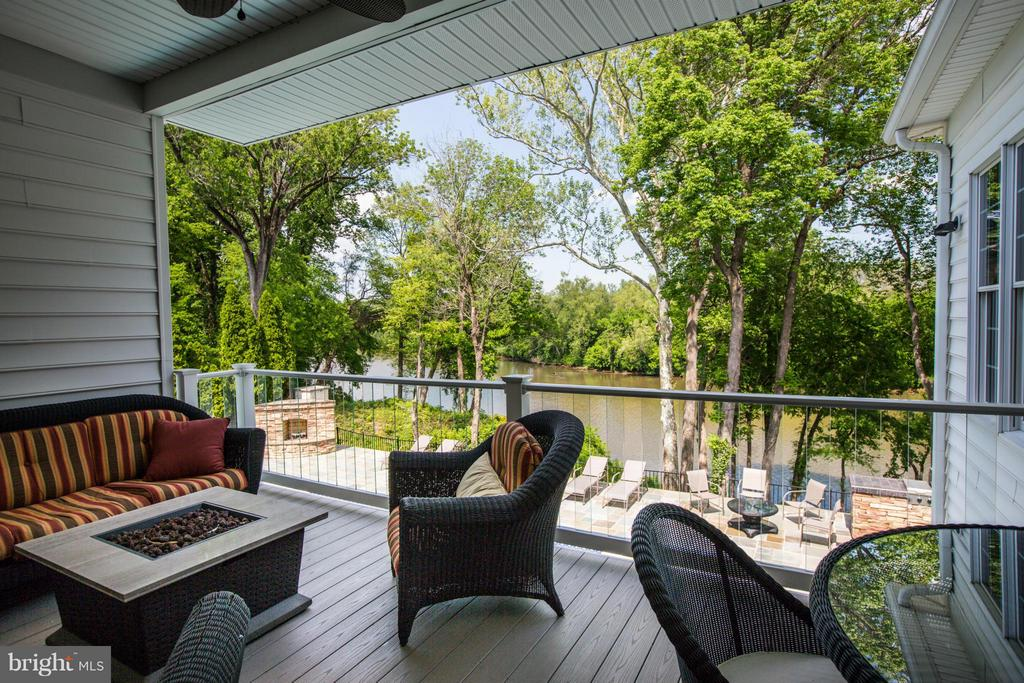 Best seat in the house! - 11623 RIVER MEADOWS WAY, FREDERICKSBURG