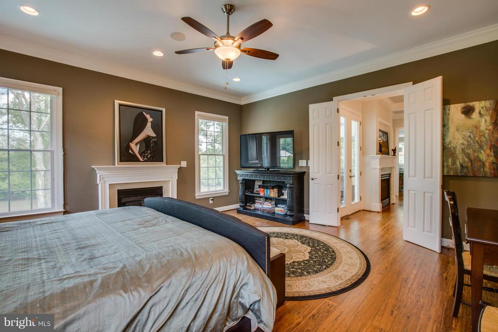 Master Bedroom - 11623 RIVER MEADOWS WAY, FREDERICKSBURG