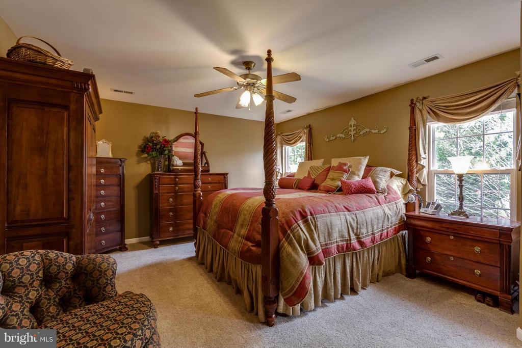 ~ Master Bedroom ~ - 15 STONERIDGE CT, STAFFORD