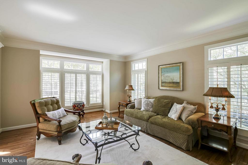 Living Room - 43412 SPANISH BAY CT, LEESBURG