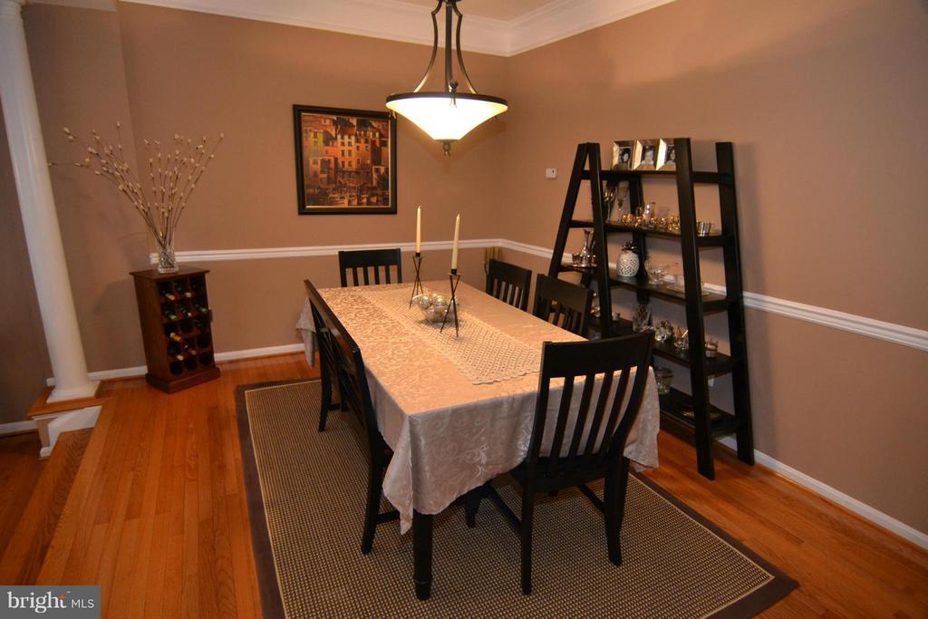 Dining Room - 21900 SCHENLEY TER, BROADLANDS