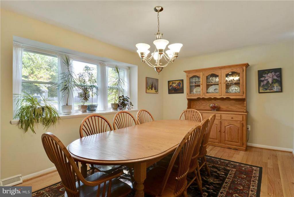 Dining Room - 2615 BLACK FIR CT, RESTON