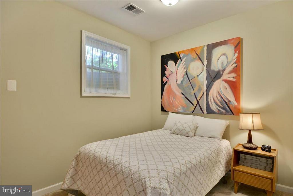 Bonus Room on Lower Level - 2615 BLACK FIR CT, RESTON