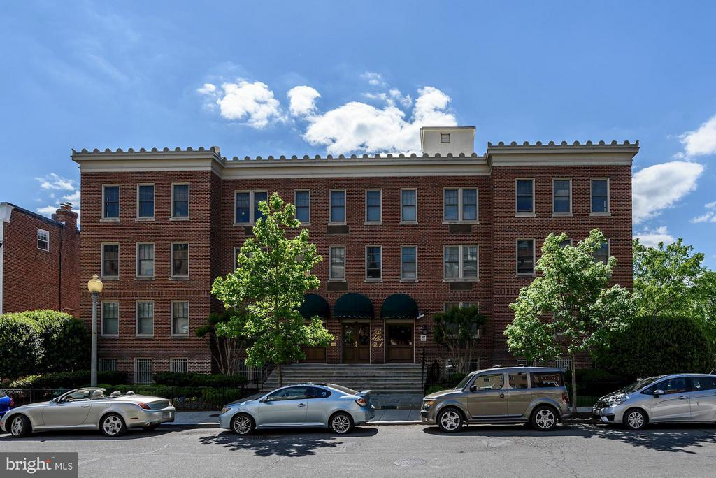Exterior (Front) - 2410 20TH ST NW #8, WASHINGTON