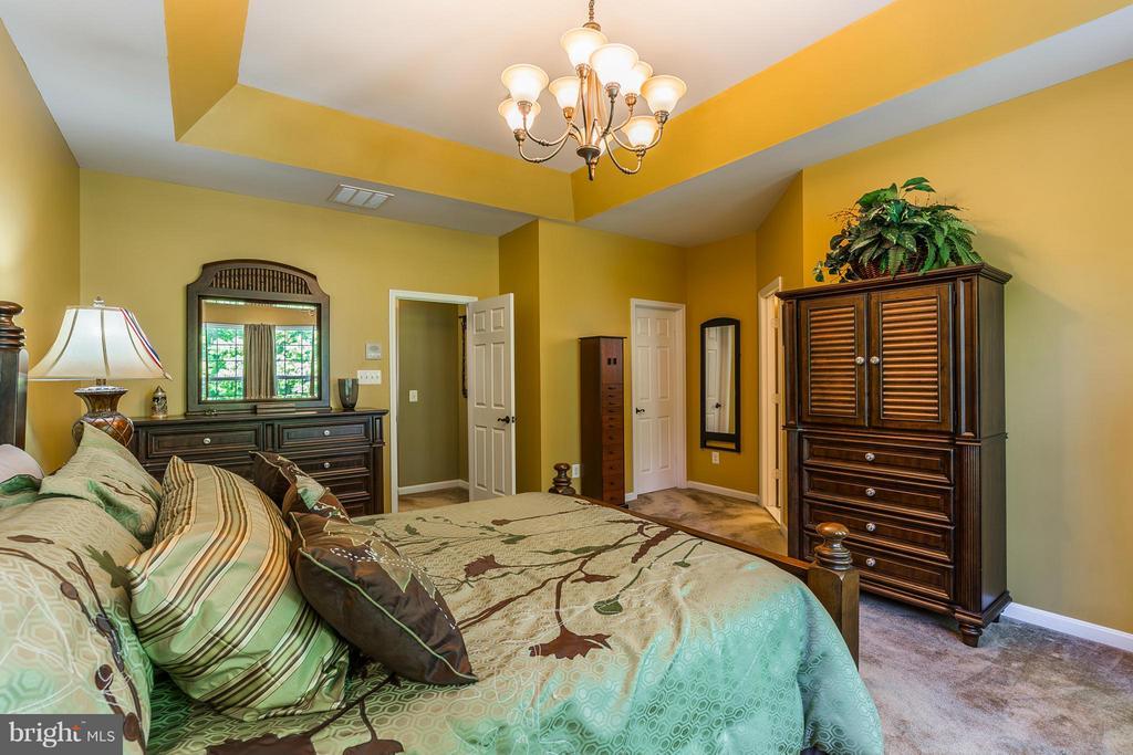 Master Bedroom - 16230 TIMID CREEK CT, DUMFRIES