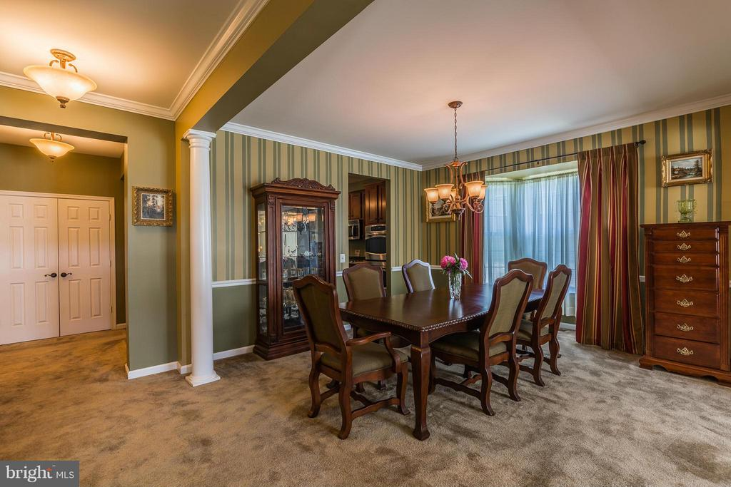 Dining Room - 16230 TIMID CREEK CT, DUMFRIES