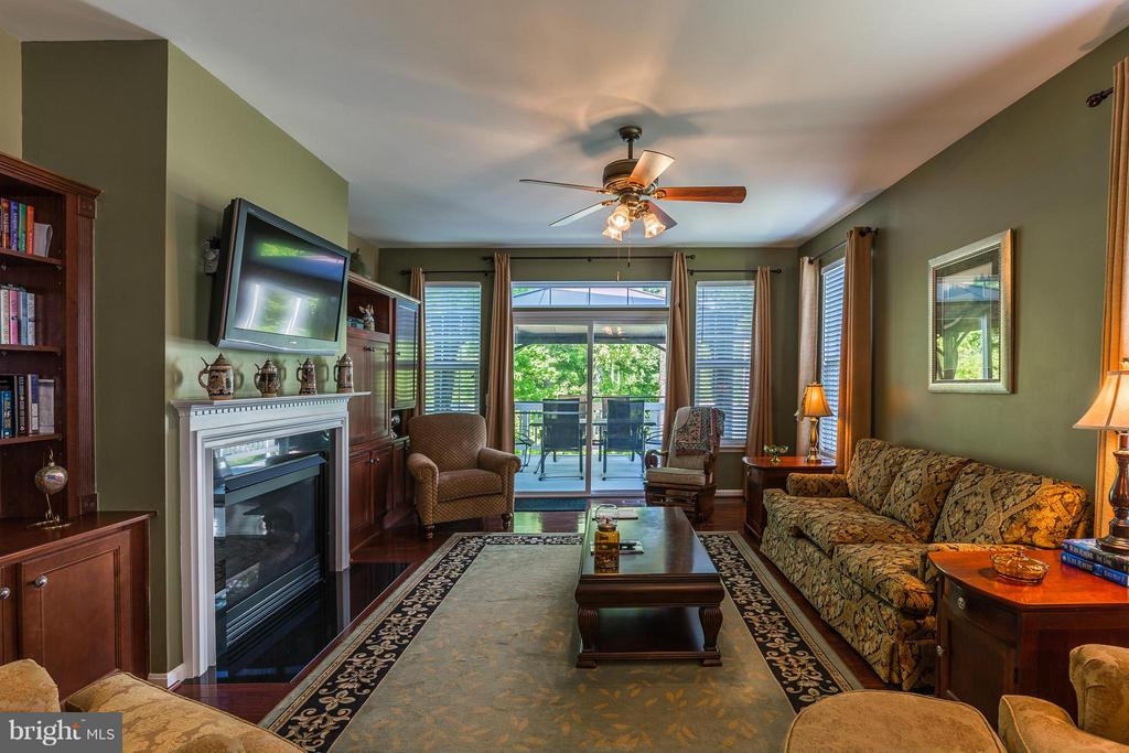 Family Room - 16230 TIMID CREEK CT, DUMFRIES