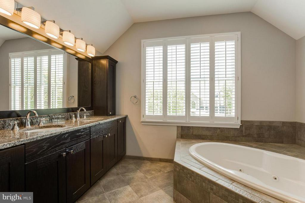 Bath (Master) - 10850 GROVEHAMPTON CT, RESTON