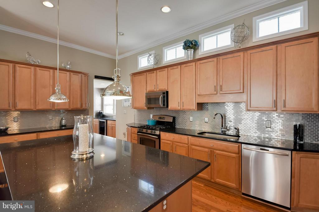 Gorgeous Kitchen - 25046 MINERAL SPRINGS CIR, ALDIE
