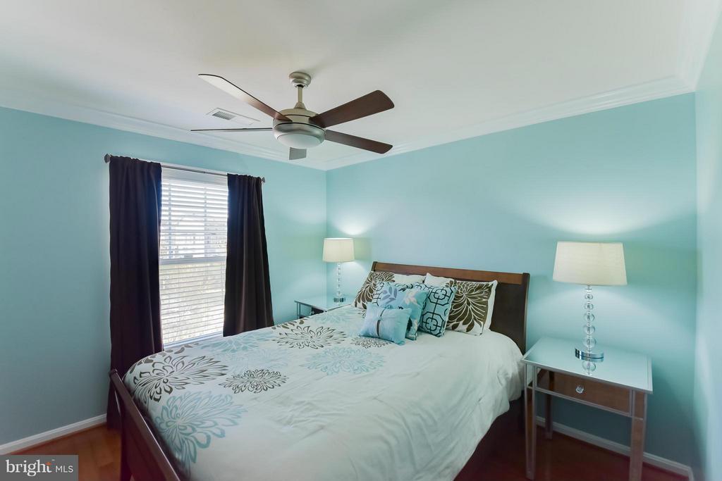 Guest Bedroom 1 - 25046 MINERAL SPRINGS CIR, ALDIE