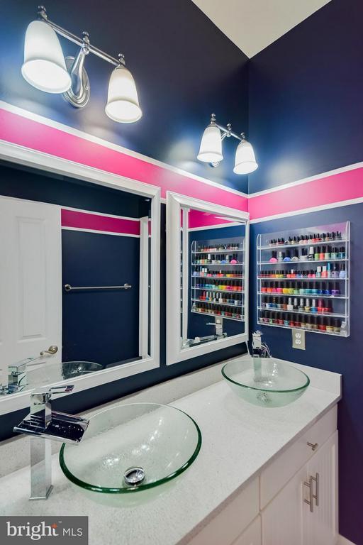 Shared Guest Bathroom - 25046 MINERAL SPRINGS CIR, ALDIE