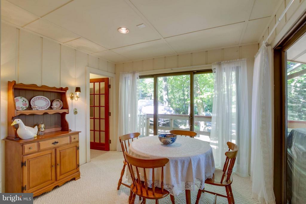 Separate Dining Room - 601 CORNWALLIS AVE, LOCUST GROVE