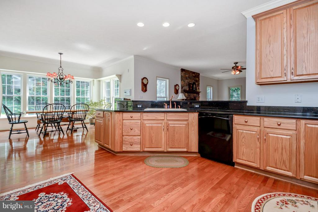 Kitchen - 13421 FOX CHASE LN, SPOTSYLVANIA
