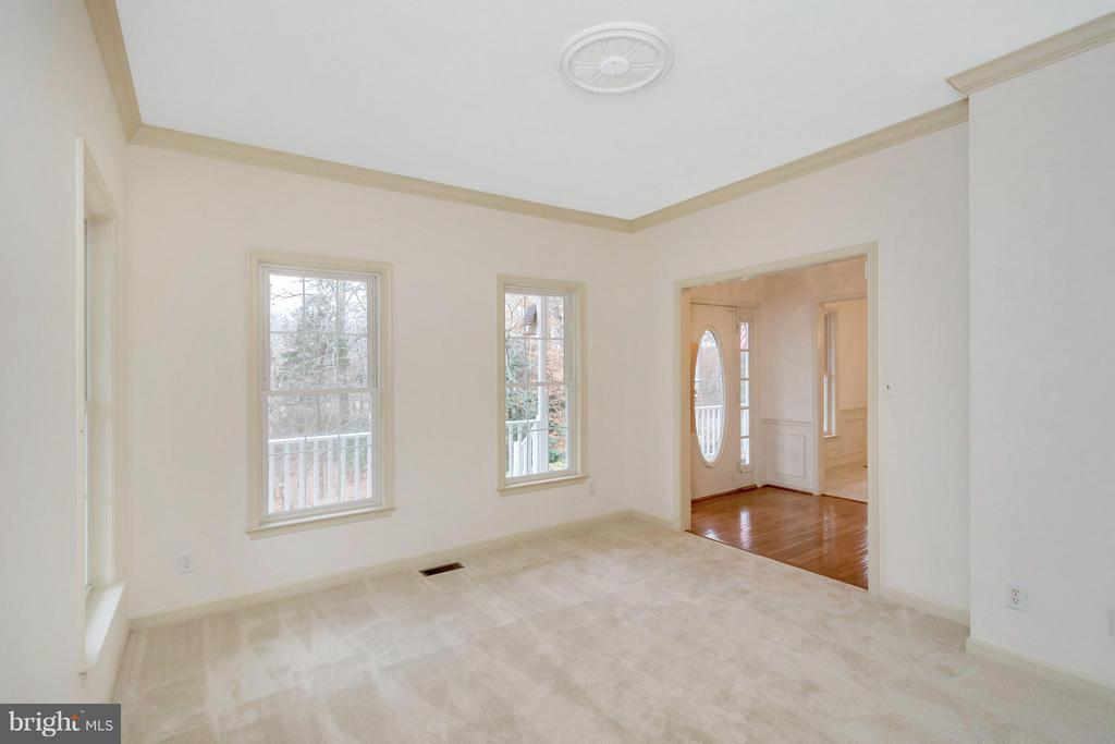 Living Room - 13421 FOX CHASE LN, SPOTSYLVANIA