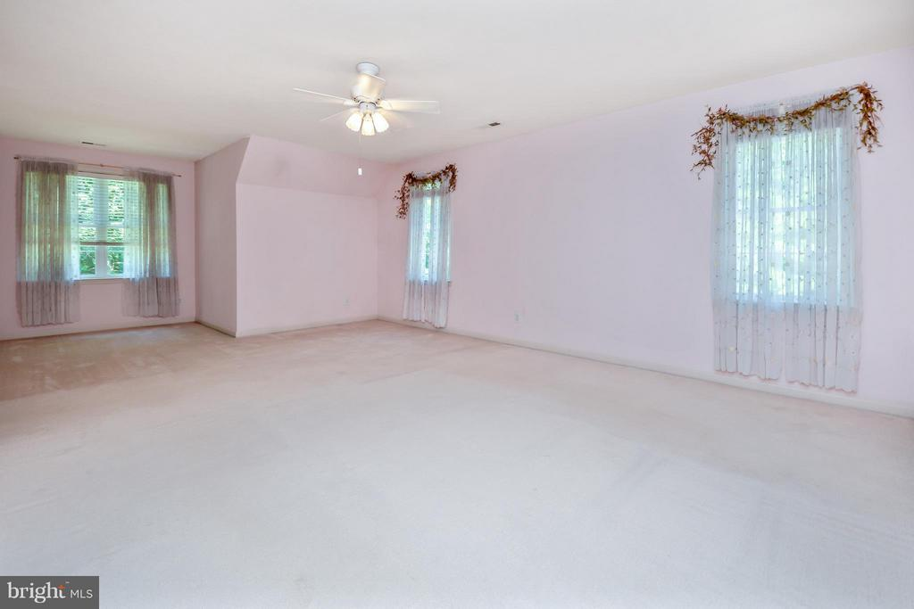 Very spacious 2nd bedroom - 13421 FOX CHASE LN, SPOTSYLVANIA