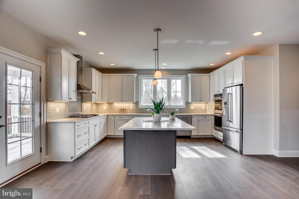 Kitchen - LOT 45 DOWNTON AVENUE, SPOTSYLVANIA