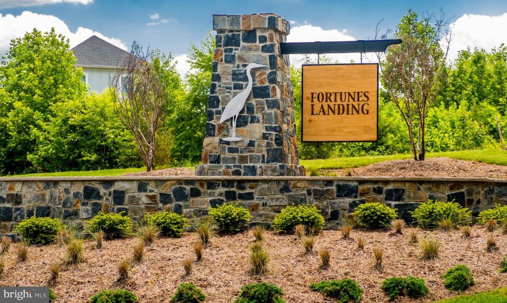 Main Entrance - LOT 45 DOWNTON AVENUE, SPOTSYLVANIA