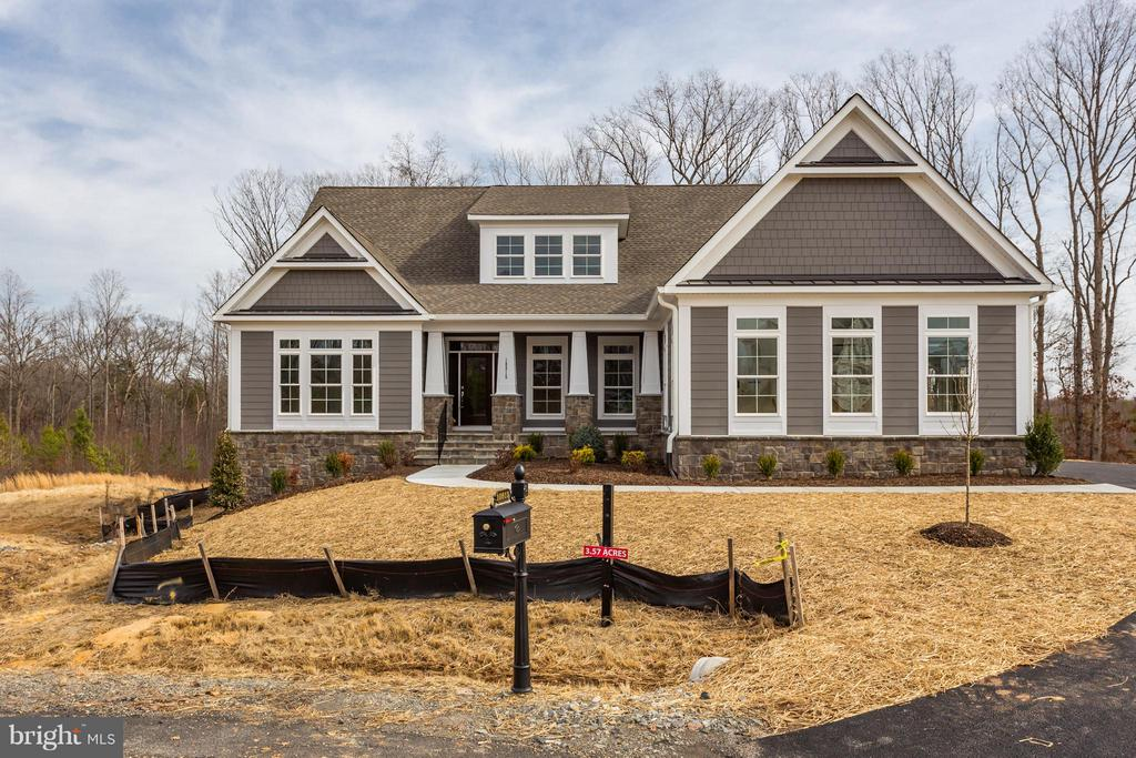 Exterior (Front) - LOT 45 DOWNTON AVENUE, SPOTSYLVANIA