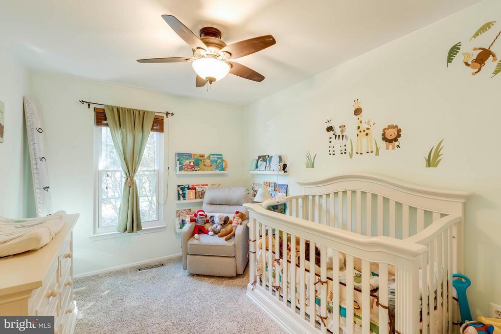 Ceiling Fans in All Bedrooms - 5830 APPLE WOOD LN, BURKE