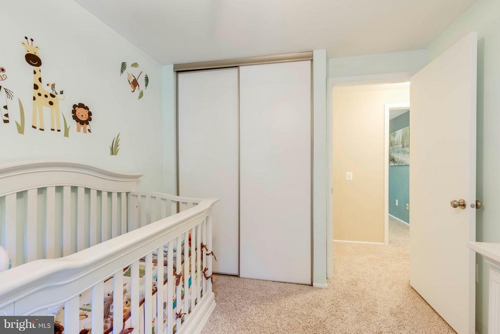 Second Bedroom - 5830 APPLE WOOD LN, BURKE