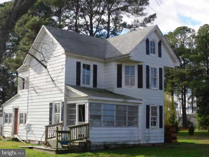 Single Family for Sale at 6434 Main St 6434 Main St Neavitt, Maryland 21652 United States