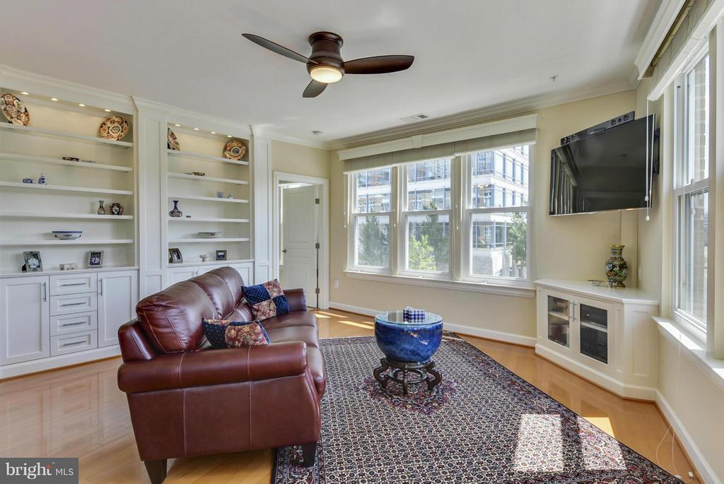 Living Room - 12001 MARKET ST #250, RESTON