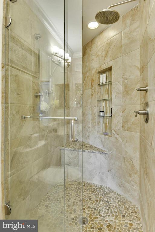 Master Shower - 12001 MARKET ST #250, RESTON
