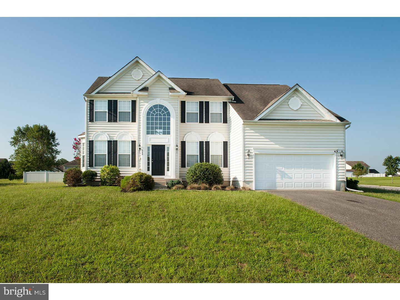 獨棟家庭住宅 為 出售 在 249 TULLAMORE Road Magnolia, 特拉華州 19962 美國