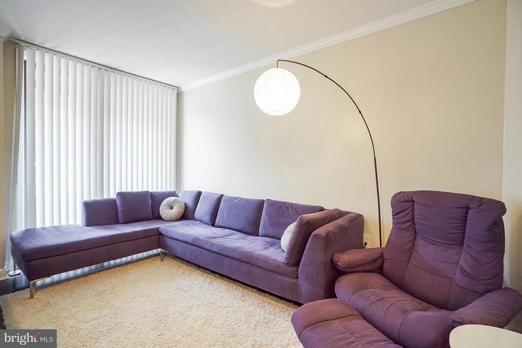 Living Room - 616 E ST NW #1107, WASHINGTON
