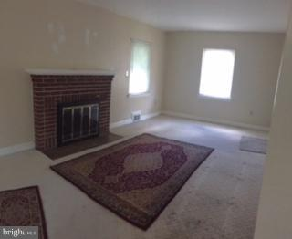 Living Room - 3408 WOODLAND LN, ALEXANDRIA